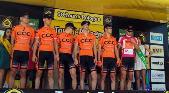 68. Tour de Pologne w Oświęcimiu