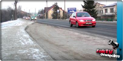 BRZEZINKA. Spór o grunty na parking przy Muzeum Birkenau