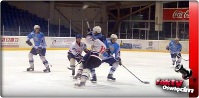 HOKEJ. Unia Oświęcim w finale play-off