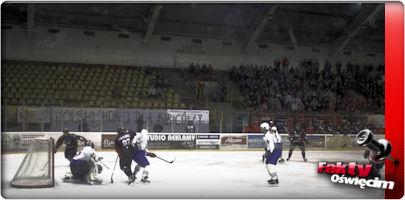 HOKEJ. W pierwszej fazie play-off z GKS Tychy