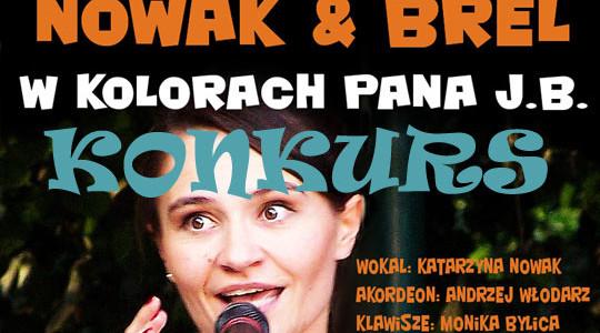KONKURS. Nowak powraca z Brelem – wiemy, kto pojedzie na koncert do Krakowa