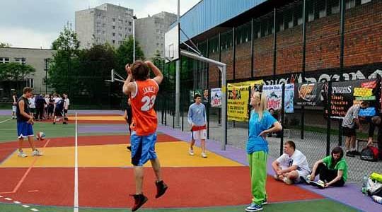 KOSZYKÓWKA. Pogoria Streetball Challenge 2010