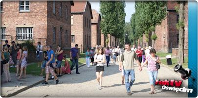 OŚWIĘCIM. Rekordowa liczba odwiedzających Miejsce Pamięci Auschwitz