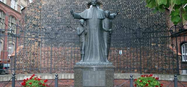 OŚWIĘCIM. Święty Jan Bosko obejmie opiekę nad miastem i jego mieszkańcami