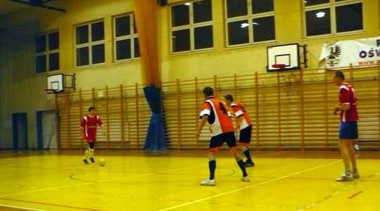 PIŁKA NOŻNA. Pierwsza kolejka Amatorskiej Ligi Piłki Nożnej