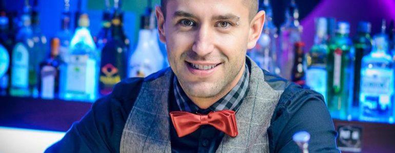 Krzysztof Ciemiera w światowym finale barmanów