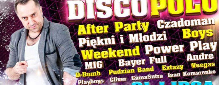 Zgarnij podwójne zaproszenie na Disco Polo Festival