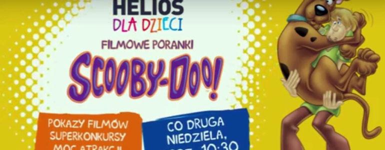 Wybierz się na poranek ze Scooby Doo