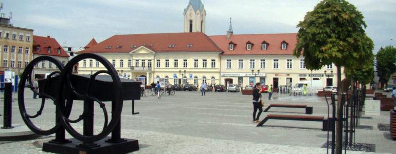 W sobotę rynek i ulica Tysiąclecia wyłączone z ruchu
