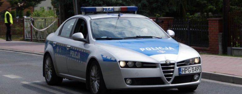Ochroniarze zatrzymali pijanego motorowerzystę
