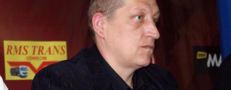 Ryszard Skórka nie jest już prezesem zarządu KS Unia Oświęcim