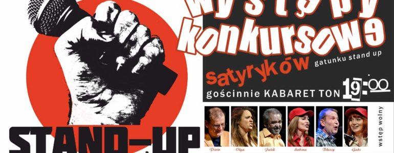 Stand Up rusza w Kętach