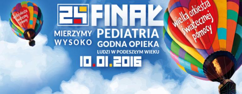24. Finał WOŚP w Polance Wielkiej