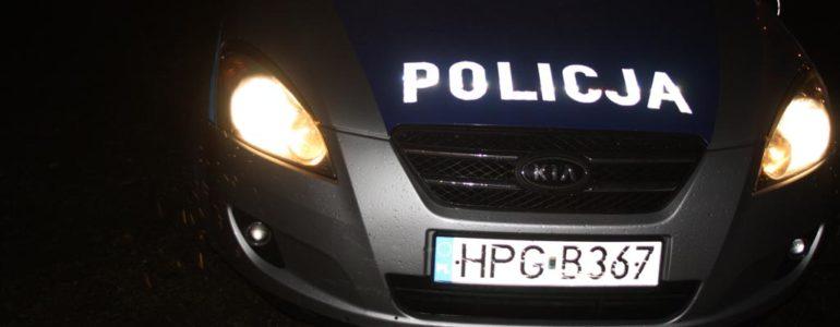 Policjanci i strażnicy uratowali ludzi przed zamarznięciem