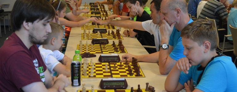 IV Turniej Szachowy o Puchar Prezesa OSSA