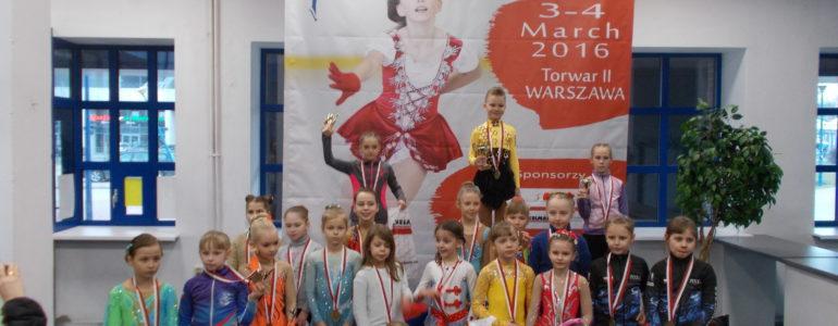 Cztery zawodniczki Unii na zawodach międzynarodowych w Warszawie