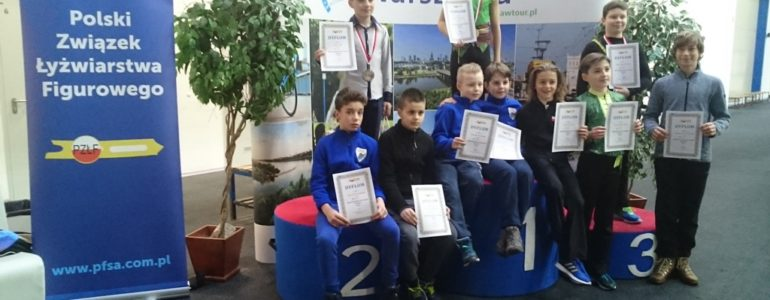 Dwa miejsca na podium zawodników Unii na Mistrzostwach Polski Novice 2016