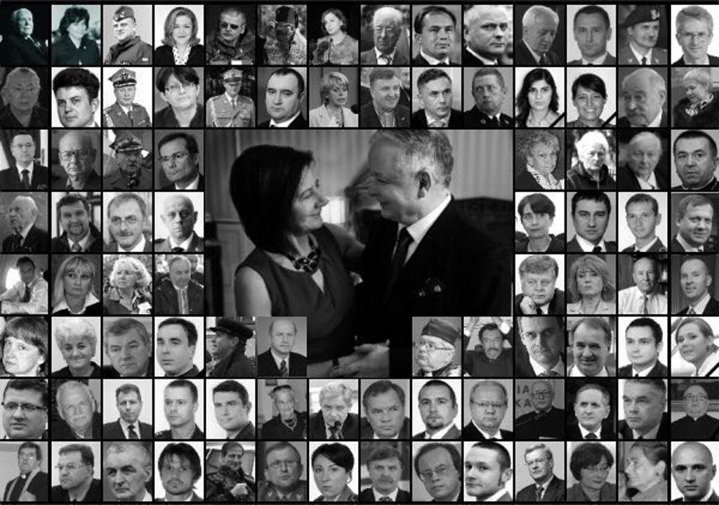 Smoleńsk, 10 kwietnia, katastrofa smoleńska