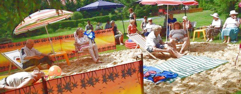 Powstała Miejska Plaża Seniorska – FOTO