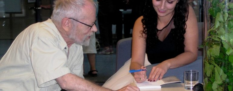 Monika Zajas spotkała się z czytelnikami