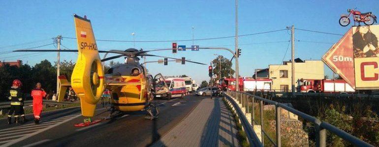 Policja szuka świadków wypadku w Chełmku