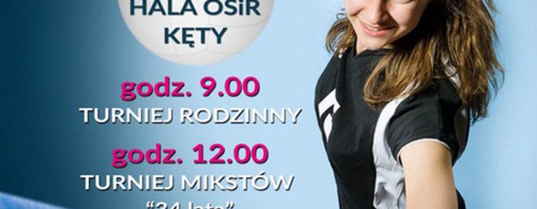 Siatkarski Turniej Rodzinny i Mikstów