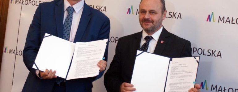 Umowa na budowę obwodnicy podpisana – FILM