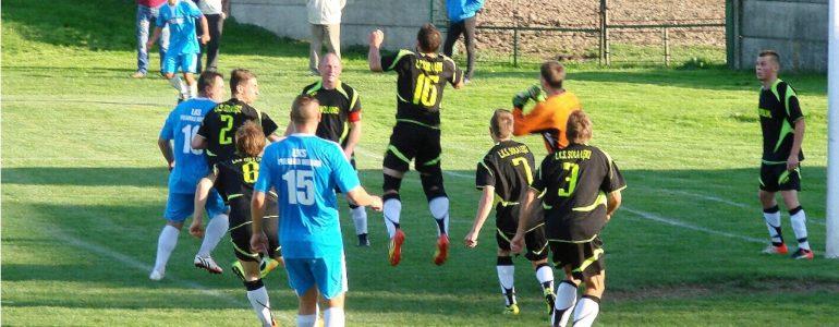 LKS Bulowice ma dobrą końcówkę sezonu, tym razem wygrał z Sołą
