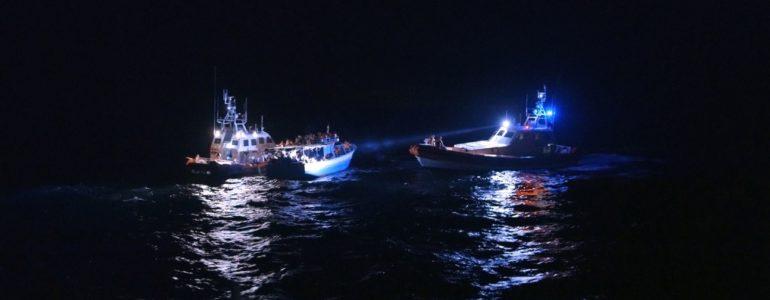 """""""Zima na Lampedusie"""" – pokaz filmu w Cafe Bergson"""