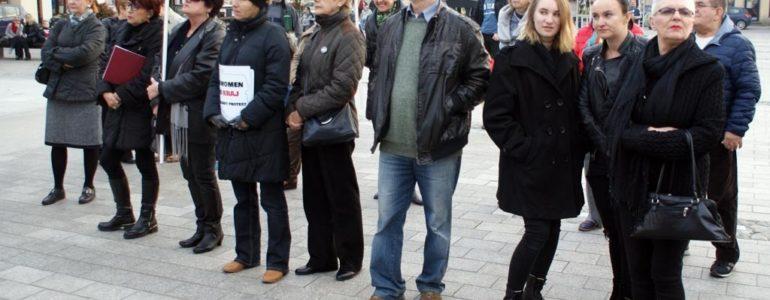 Drugi Ogólnopolski Strajk Kobiet w Oświęcimiu – FILM, FOTO