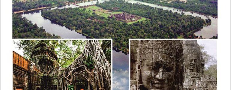 Kambodża, zapomniane świątynie Angkoru