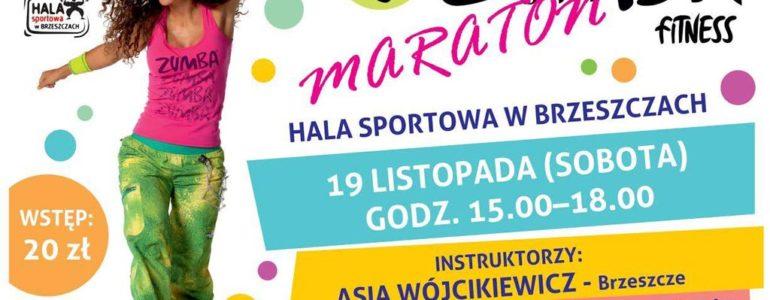Maraton Zumby w Brzeszczach