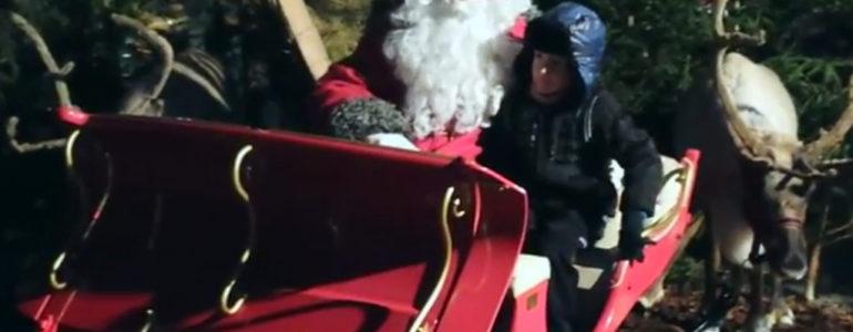 Miasteczko Świętego Mikołaja w sercu Oświęcimia