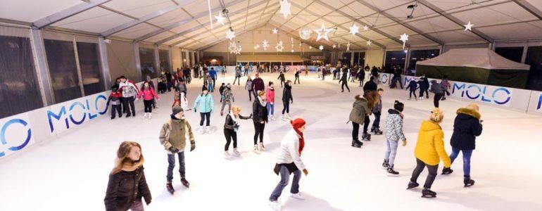 Klub łyżwiarski w Osieku dzięki wsparciu Molo Resort