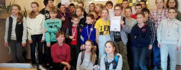 Uczniowie ZS1 wygrali zawody szachowe