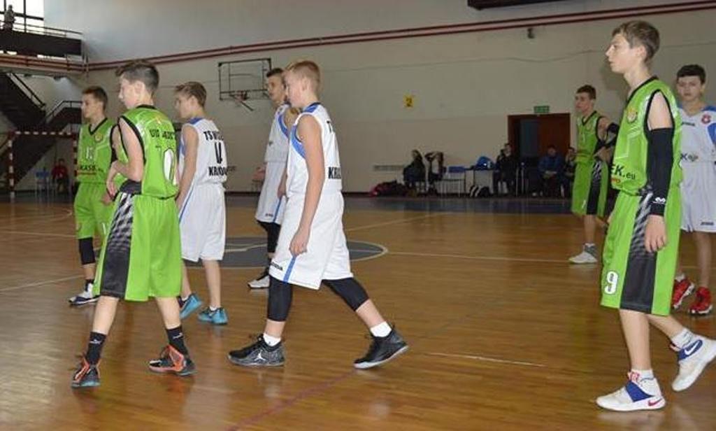 koszykówka, Wisła Kraków, Kadet Oświęcim