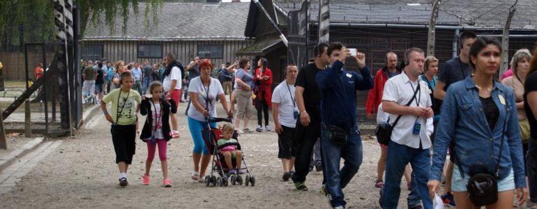 Ponad dwa miliony zwiedzających Miejsce Pamięci Auschwitz-Birkenau