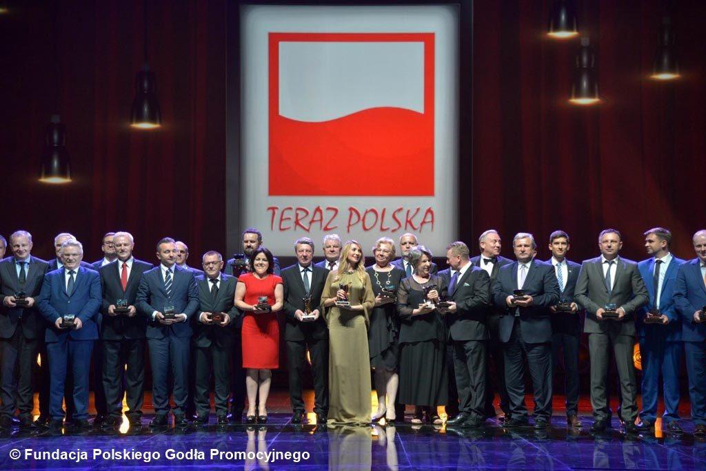 Małopolska, Teraz Polska, godło