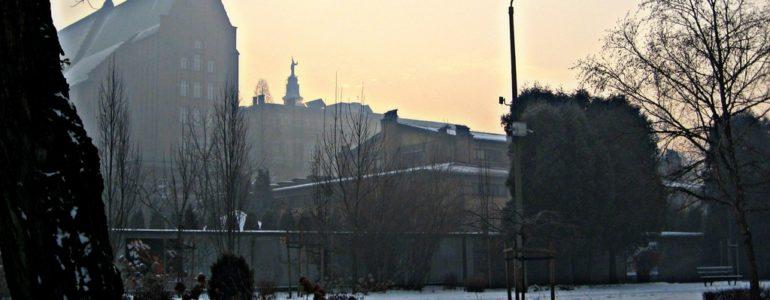 Zimowo w Oświęcimiu – FOTO