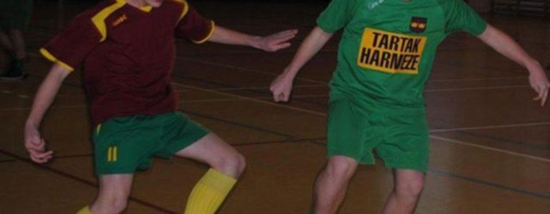 Pierwsza grupa juniorów młodszych rozegrała eliminacje