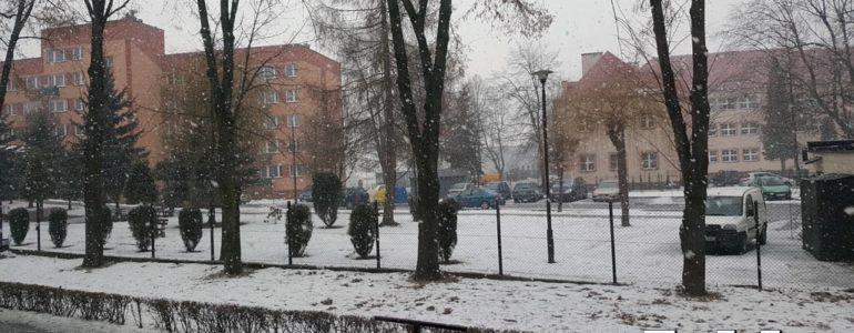Śnieg może sypać do wieczora. Jutro marznąca mżawka – FILM