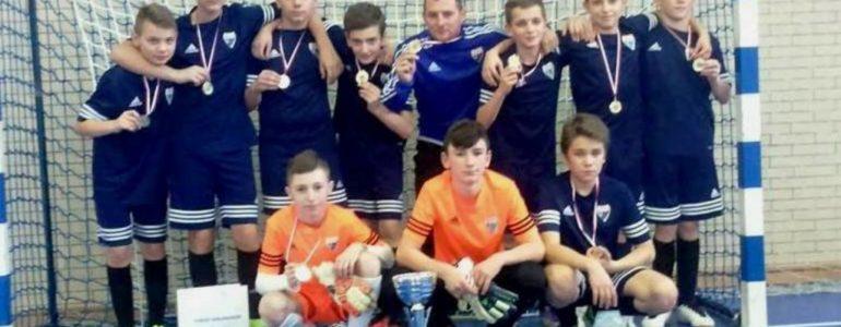 Młodzicy Unii czwartą drużyną Małopolski