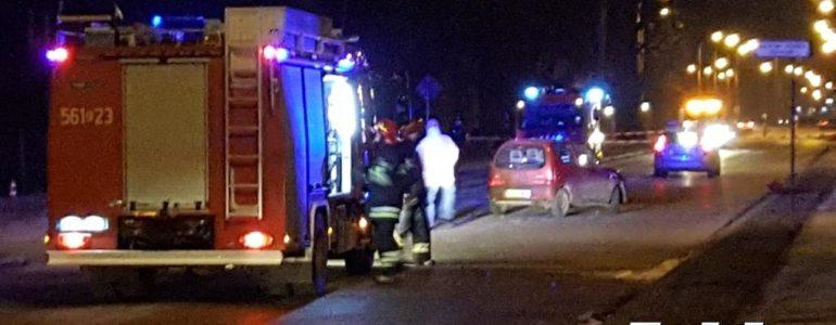 Kierowca seicento nie przyznał się do winy