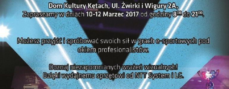 Zostań Mistrzem Polski w E-Sporcie