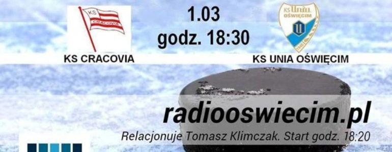 Relacja live z meczu Comarch Cracovia – Unia w Radiu Oświęcim