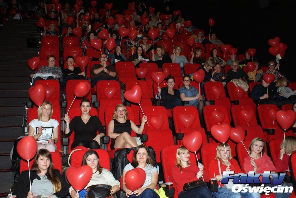 Oświęcim, Grey, kino, Planet Cinema, Niwa, Kino dla kobiet, patronat FO