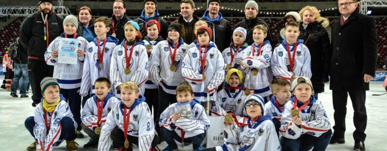 Wysokie miejsce UKH Unia w Czerkawski Cup