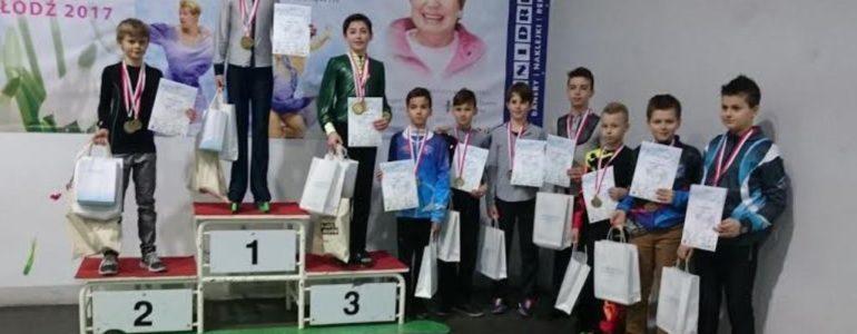Jakub Lofek mistrzem Polski novice