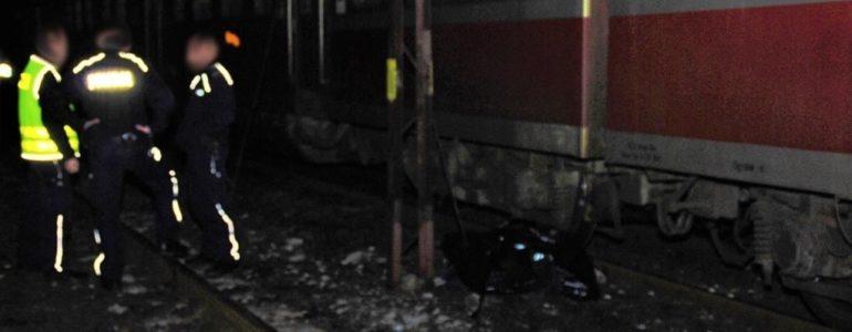 Potrącony przez pociąg miał 33 lata – AKTUALIZACJA
