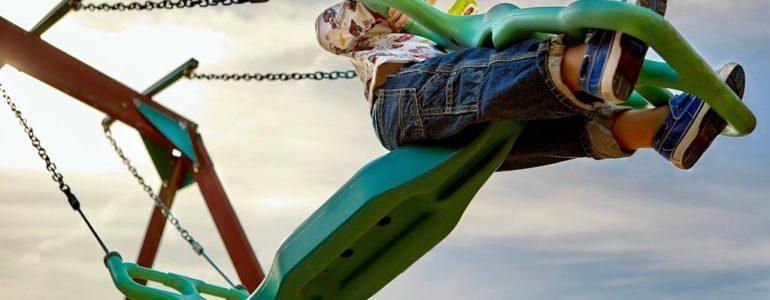 Klął i zaczepiał dzieci na placu zabaw